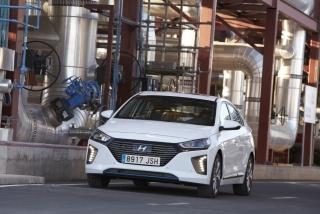 Fotos Hyundai Ioniq Hybrid - Miniatura 29