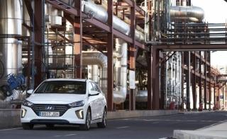 Fotos Hyundai Ioniq Hybrid - Miniatura 30