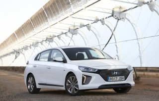 Fotos Hyundai Ioniq Hybrid - Miniatura 31