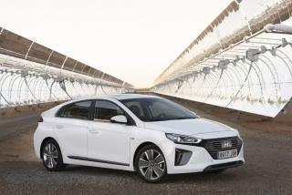 Fotos Hyundai Ioniq Hybrid - Miniatura 32