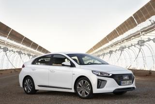 Fotos Hyundai Ioniq Hybrid - Miniatura 33