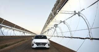 Fotos Hyundai Ioniq Hybrid - Miniatura 36