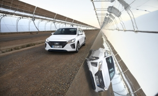 Fotos Hyundai Ioniq Hybrid - Miniatura 37