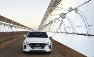 Fotos Hyundai Ioniq Hybrid - Miniatura 38