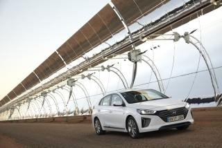 Fotos Hyundai Ioniq Hybrid - Miniatura 39