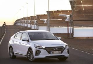 Fotos Hyundai Ioniq Hybrid - Miniatura 40