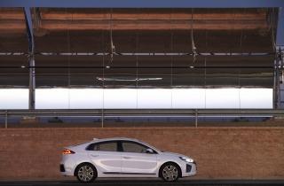 Fotos Hyundai Ioniq Hybrid - Miniatura 41