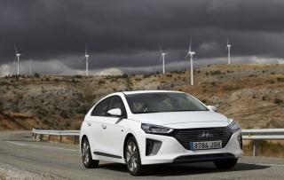 Fotos Hyundai Ioniq Hybrid - Miniatura 43