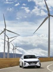 Fotos Hyundai Ioniq Hybrid - Miniatura 44
