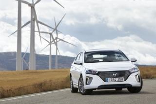 Fotos Hyundai Ioniq Hybrid - Miniatura 45