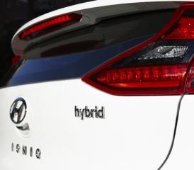 Fotos Hyundai Ioniq Hybrid - Miniatura 49