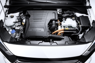 Fotos Hyundai Ioniq Hybrid - Miniatura 53