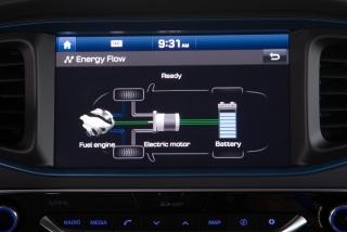 Fotos Hyundai Ioniq Hybrid - Miniatura 65