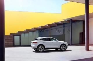 Fotos Jaguar E-Pace - Foto 3