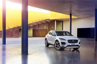 Fotos Jaguar E-Pace Foto 8