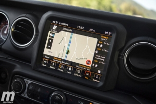 Fotos Presentación Jeep Wrangler 2018 - Miniatura 4