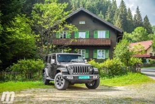 Fotos Presentación Jeep Wrangler 2018 - Miniatura 1
