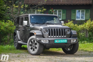 Fotos Presentación Jeep Wrangler 2018 - Miniatura 3