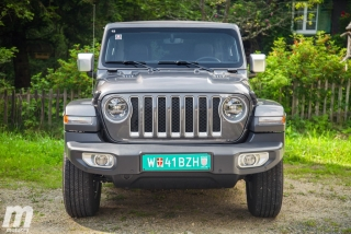 Fotos Presentación Jeep Wrangler 2018 - Miniatura 12