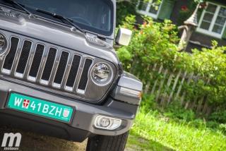 Fotos Presentación Jeep Wrangler 2018 - Miniatura 13