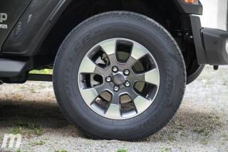 Fotos Presentación Jeep Wrangler 2018 - Miniatura 14