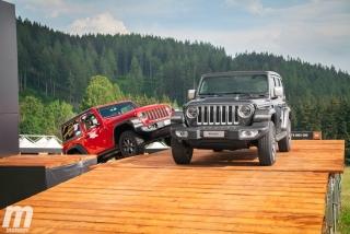 Fotos Presentación Jeep Wrangler 2018 - Miniatura 20