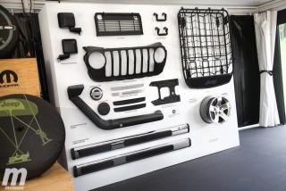 Fotos Presentación Jeep Wrangler 2018 - Miniatura 21