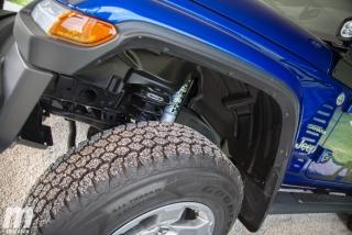 Fotos Presentación Jeep Wrangler 2018 - Miniatura 23