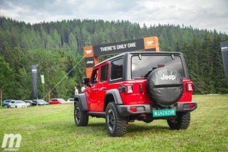 Fotos Presentación Jeep Wrangler 2018 - Miniatura 24