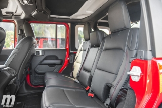 Fotos Presentación Jeep Wrangler 2018 - Miniatura 37