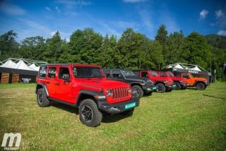 Fotos Presentación Jeep Wrangler 2018 - Miniatura 38