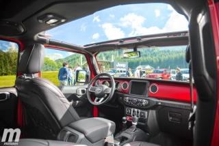Fotos Presentación Jeep Wrangler 2018 - Miniatura 44