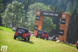 Fotos Presentación Jeep Wrangler 2018 - Miniatura 45