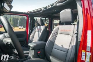 Fotos Presentación Jeep Wrangler 2018 - Miniatura 48