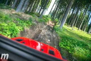 Fotos Presentación Jeep Wrangler 2018 - Miniatura 49