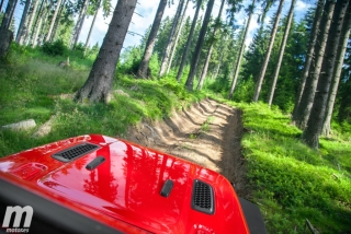 Fotos Presentación Jeep Wrangler 2018 - Miniatura 50