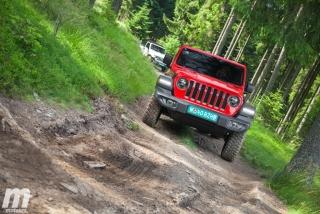 Fotos Presentación Jeep Wrangler 2018 - Miniatura 51