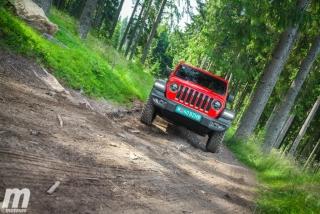 Fotos Presentación Jeep Wrangler 2018 - Miniatura 52