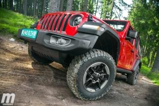 Fotos Presentación Jeep Wrangler 2018 - Miniatura 53