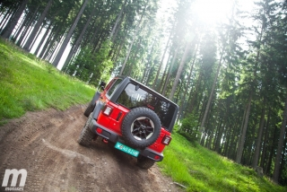 Fotos Presentación Jeep Wrangler 2018 - Miniatura 55