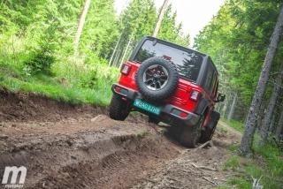 Fotos Presentación Jeep Wrangler 2018 - Miniatura 57