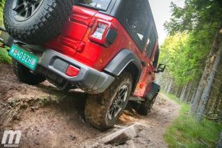 Fotos Presentación Jeep Wrangler 2018 - Miniatura 58