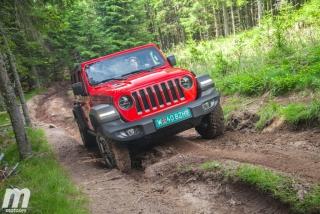 Fotos Presentación Jeep Wrangler 2018 - Miniatura 59
