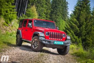 Fotos Presentación Jeep Wrangler 2018 - Miniatura 64