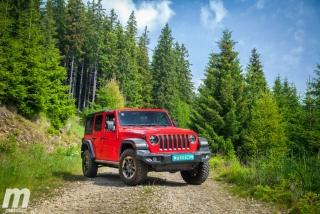 Fotos Presentación Jeep Wrangler 2018 - Miniatura 65