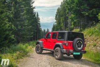 Fotos Presentación Jeep Wrangler 2018 - Miniatura 66
