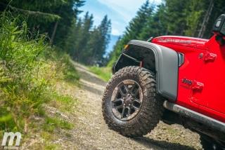 Fotos Presentación Jeep Wrangler 2018 - Miniatura 68