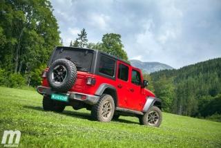 Fotos Presentación Jeep Wrangler 2018 - Miniatura 70