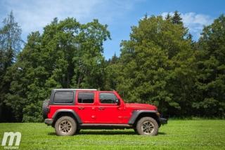 Fotos Presentación Jeep Wrangler 2018 - Miniatura 71