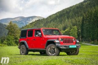 Fotos Presentación Jeep Wrangler 2018 - Miniatura 72